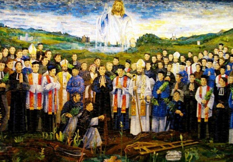 André Dung-Lac e companheiros Mártires